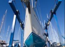 SMN Port Grimaud Wartung des underwasserschiffs