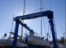 SMN chantier naval Port Grimaud