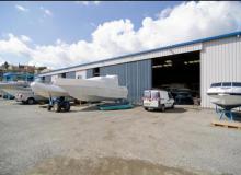 SMN Wintering Port Grimaud Dockyard