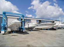 SMN Port Grimaud Wartung des underwasserschiffs - Überwinter