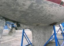 SMN chantier naval Port Grimaud osmose