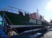 SMN Painting Port Grimaud Dockyard