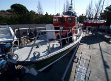 SMN chantier naval Port Grimaud peinture