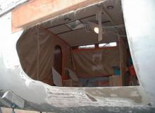 SMN chantier naval Port Grimaud Polyestere