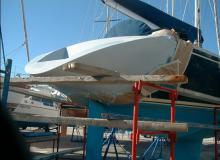 SMN Port Grimaud Schiffswerft Polyester