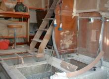 SMN Port Grimaud Wartung des underwasserschiffs - Ausstattung