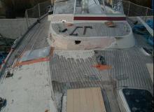 SMN Refurbshing Port Grimaud Dockyard