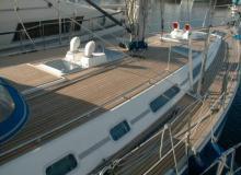 SMN chantier naval Port Grimaud Ebenisterie