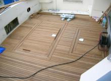 SMN Port Grimaud Wartung des underwasserschiffs - Zimmerarbeit
